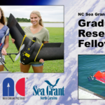NC Sea Grant – NC Space Grant Joint Fellowship Program graphic