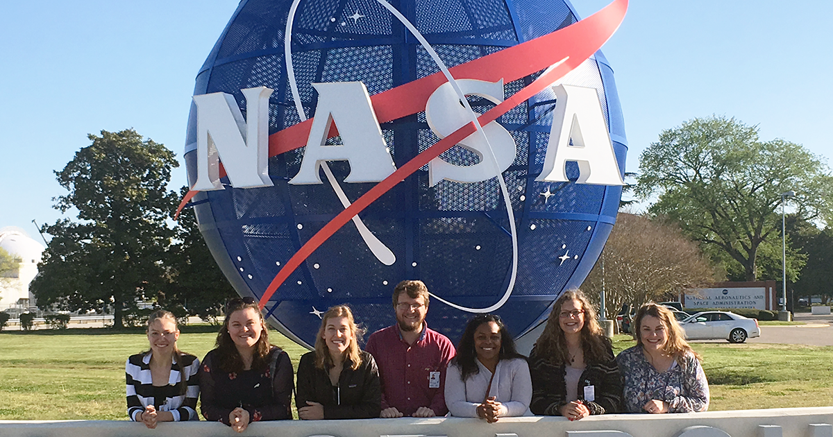 NASA LaRC Teacher Visit 2018