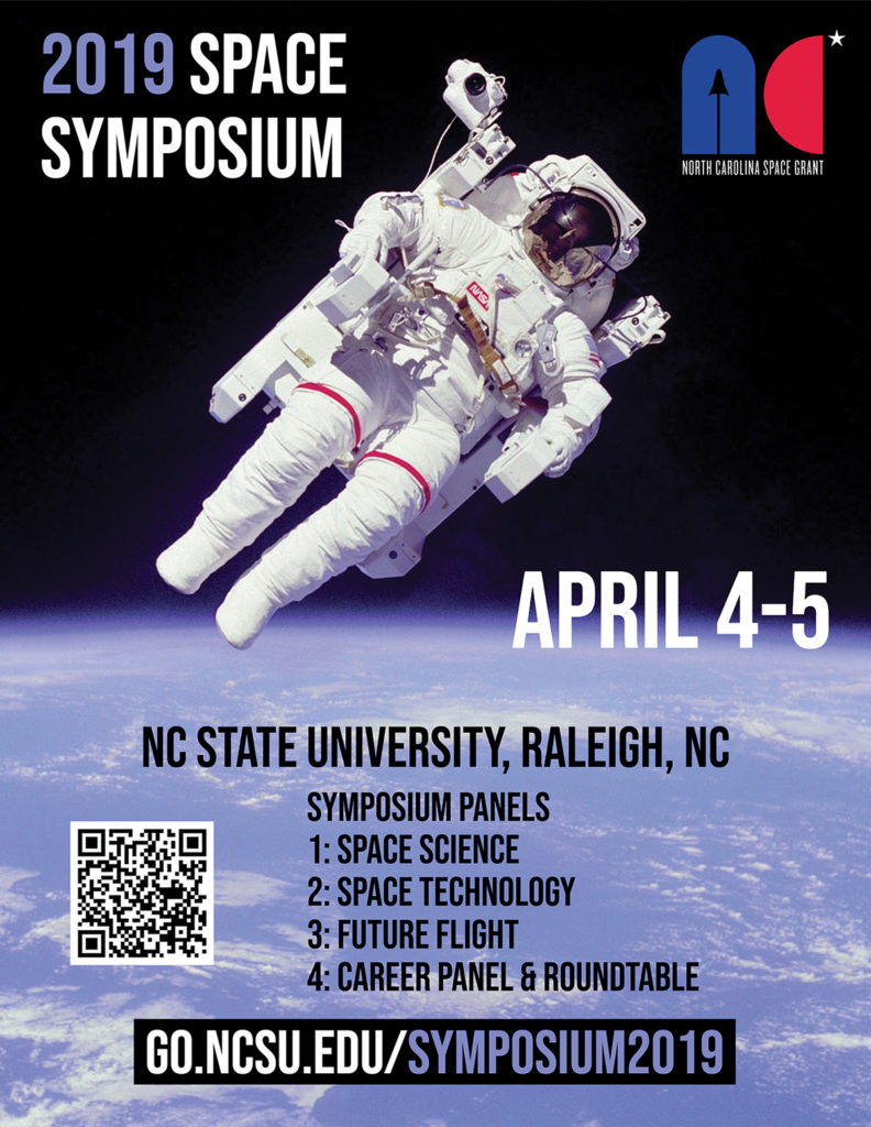 2019 SPACE Symposium happening April 4-5, 2019