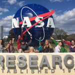 The 2018-19 pre-service education scholars explore NASA Langley Research Center in Virginia