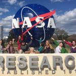The 2018-19 pre-service education scholars explore NASA Langley Research Center in Virginia