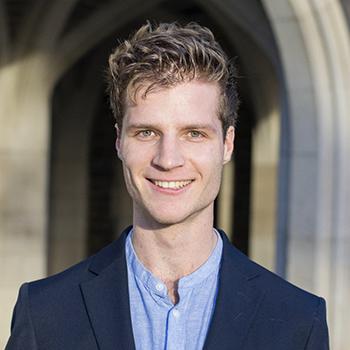 Jared Junkin, NASA Goddard Space Flight Center intern from Duke
