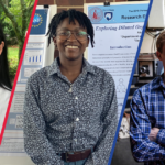 (left to right) Olivia Sessoms, Shayla Chavis and Benjamin Kaiser are three of the 31 graduate and undergraduate students NC Space Grant is supporting for the 2020-21 academic year.