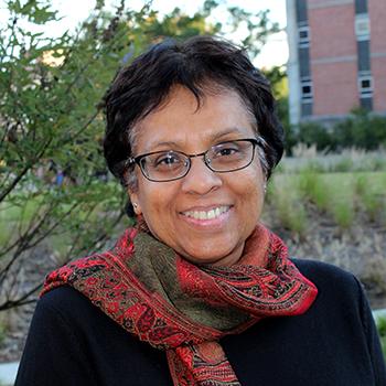 Imara Perera, Ph.D., co-principal investigator, research professor, plant and microbial biology, NC State University